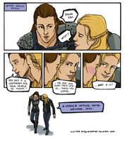 Clexa comic 1 by alternativejunkie