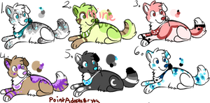 point adopts .:Open:.
