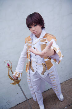 Your Hand In Mine - Suzaku