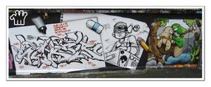 Graffiti XXXIV