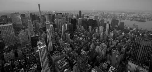 New York City by moonstomp