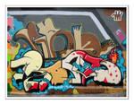 Graffiti XV
