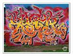 Graffiti XVIII