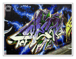 Graffiti XXX by moonstomp