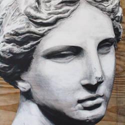 Venus II (detail)