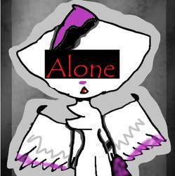 Alone by Pawzyanimatons