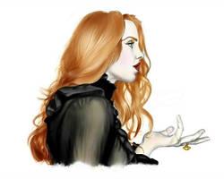 Simone Simons (ORIGINAL) by 1kornygrrl