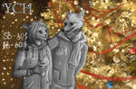 YCH Christmas Auction [CLOSED] by ReysSpirit
