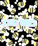 Bees Long Transparent