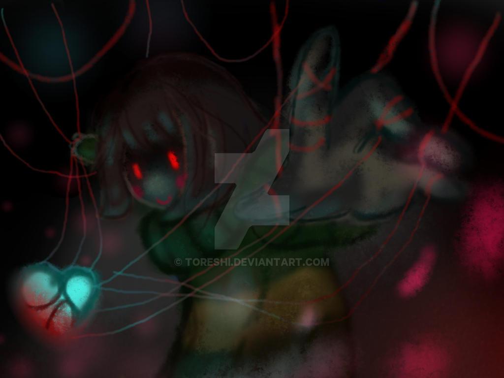 Chara undertale by Toreshi