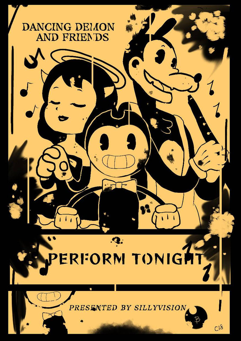 when was bendy and the ink machine made