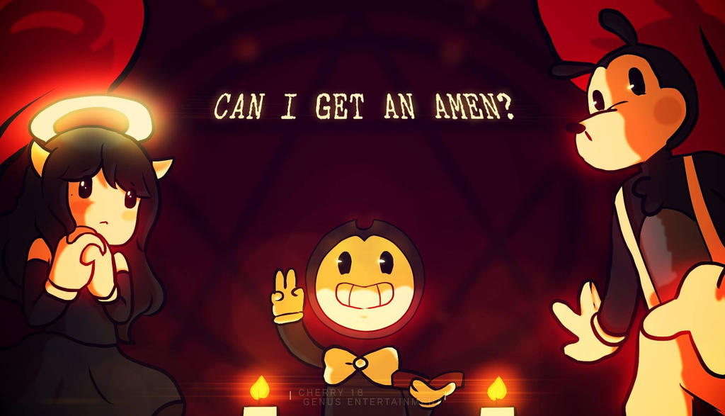 Bendy And The Ink Machine Wallpaper By Toreshi On Deviantart