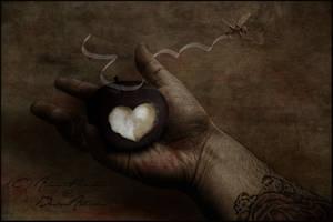 Don't hurt my hand... by AstarothPriestess