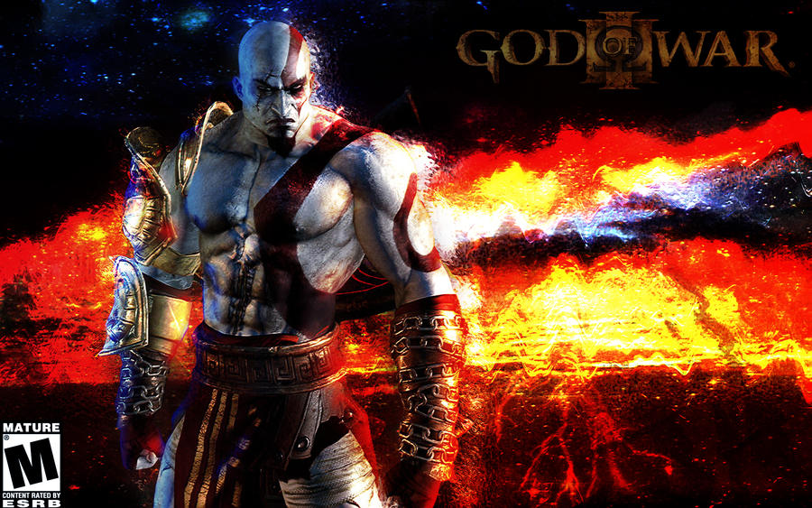 wallpaper god of war 3. God of War 3 Wallpaper by