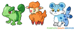 New Starters! by Dawn-Bronze