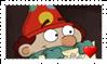 Dopey Fan Stamp by BlazeCute