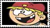 Lana Loud Stamp