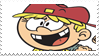 Lana Loud Stamp by BlazeCute