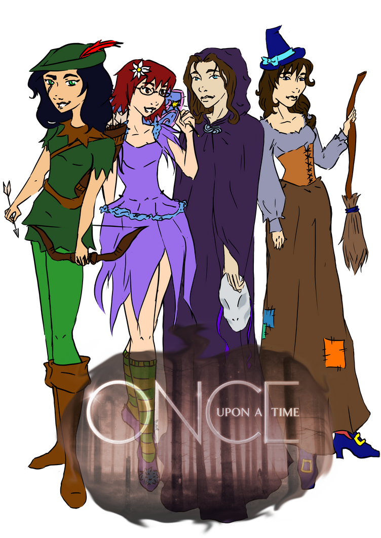 OUaT- This is halloween by InTheAier