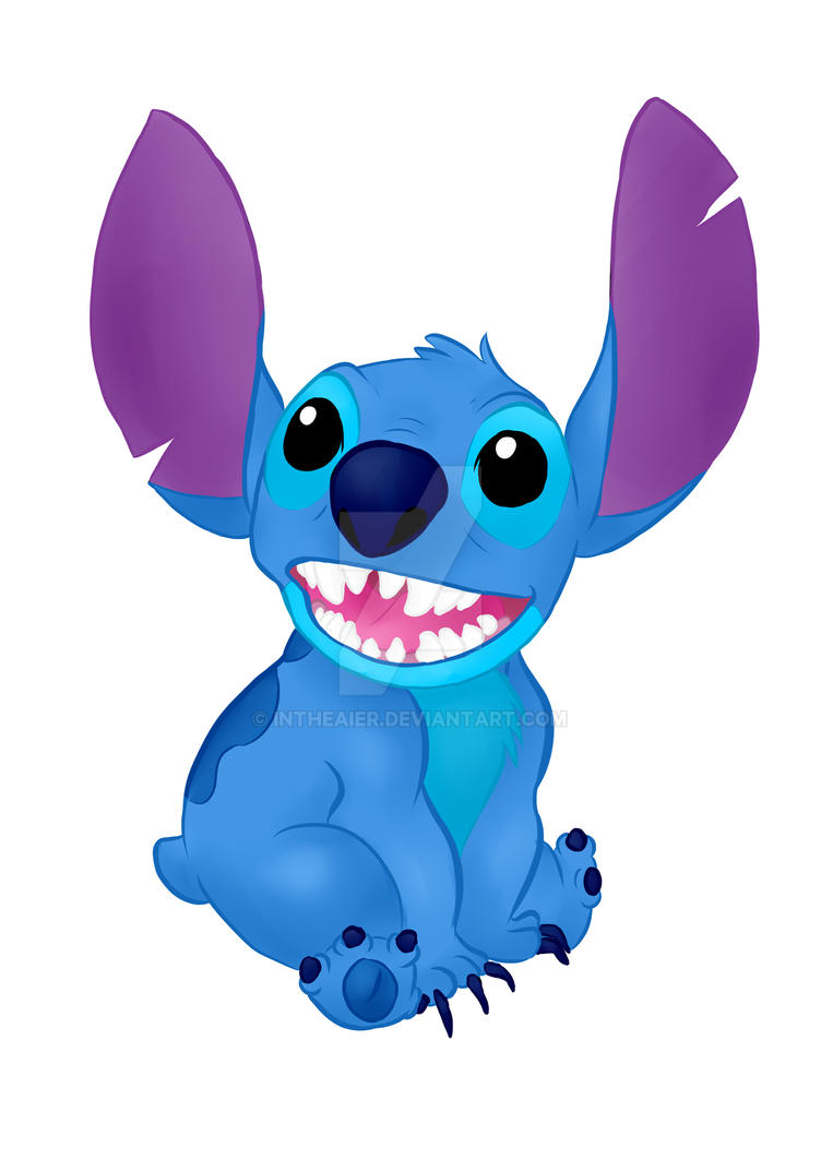 Stitch by InTheAier