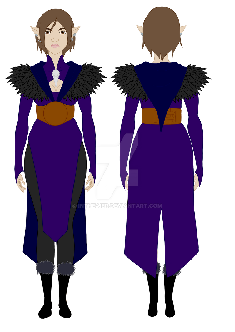 Suvi Costume Concepts (1) by InTheAier
