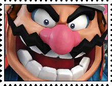 Wario's Stamp by RalphAguilar462