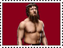 Daniel Bryan's Stamp by RalphAguilar462