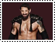 Wade Barnett/Bad News Barnett's Stamp by RalphAguilar462