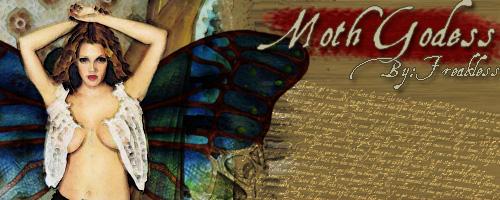 Moth Godess
