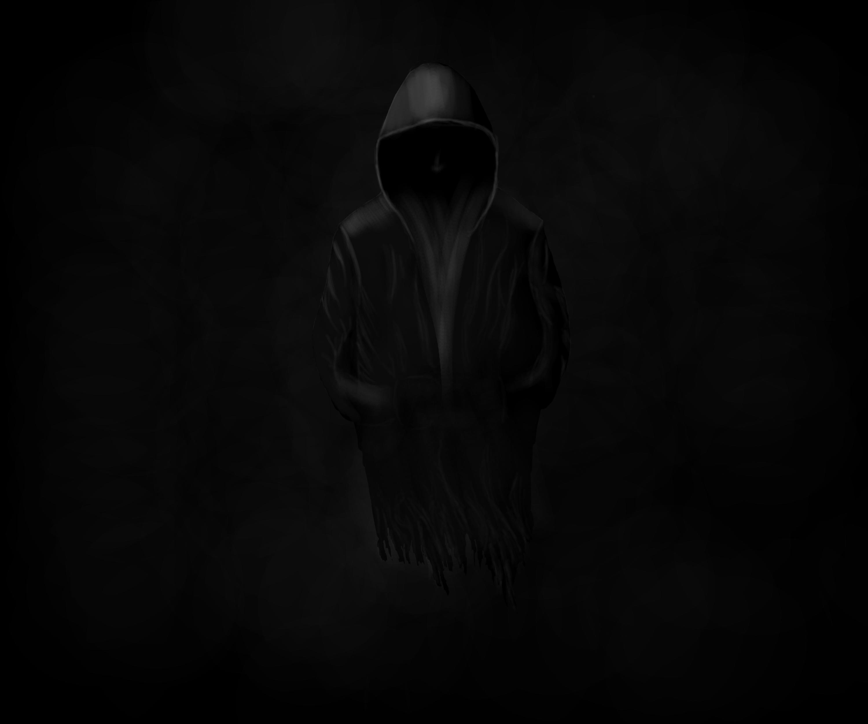 Hooded Figure by polarbird2 on DeviantArt
