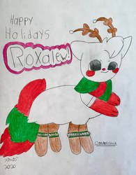 Day 21: Roxalew