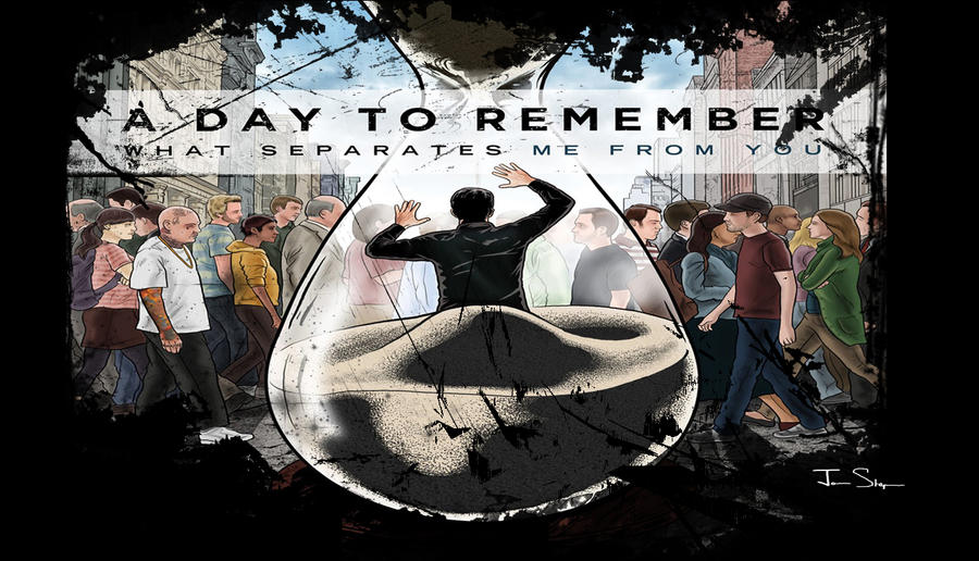 A Day To Remember Wallpaper By 2ndSUCKS