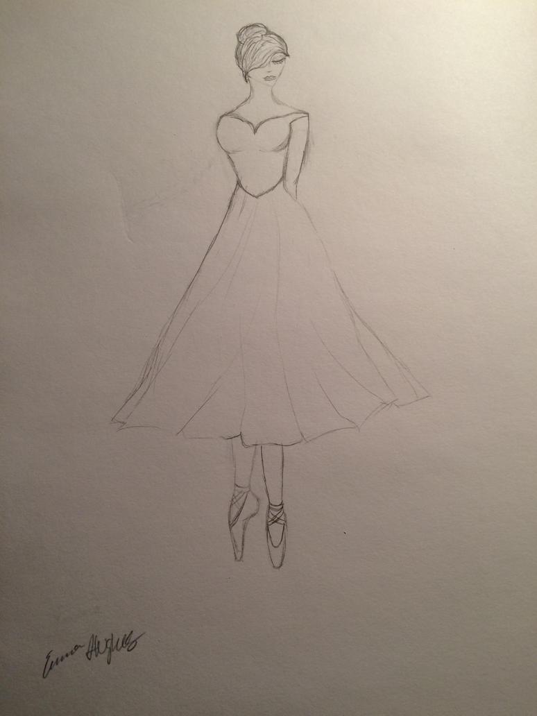Ballerina by Ravenrocks43
