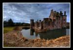 Caerlaverock Castle by Pistolpete2007