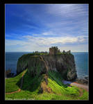 Dunnottar Castle 2 by Pistolpete2007