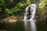 The River Rha Waterfall