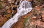 La Sal Waterfall