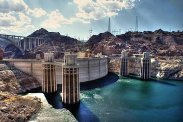 Hover Dam by DasDon