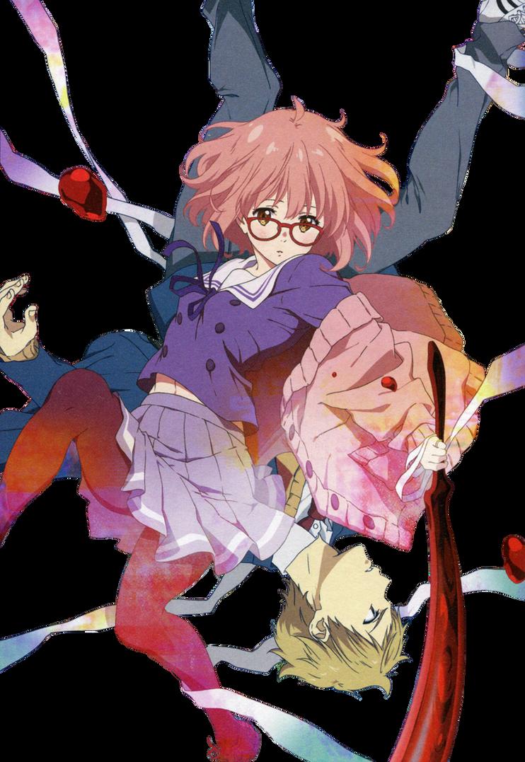 Renders anime Kyoukai_no_kanata_render_by_suohans-d6z1w3h