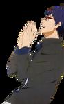 Free! - Ryugazaki Rei render 2