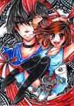 .: Eurydike- ribbon love:.
