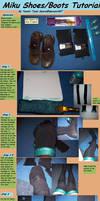 Miku Shoes Tutorial
