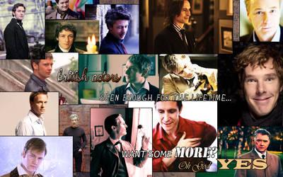 British actors by Contesina