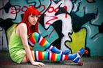 Roller Girl: 1 by DeziDesire