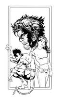 Ultimate X-Men by smygba