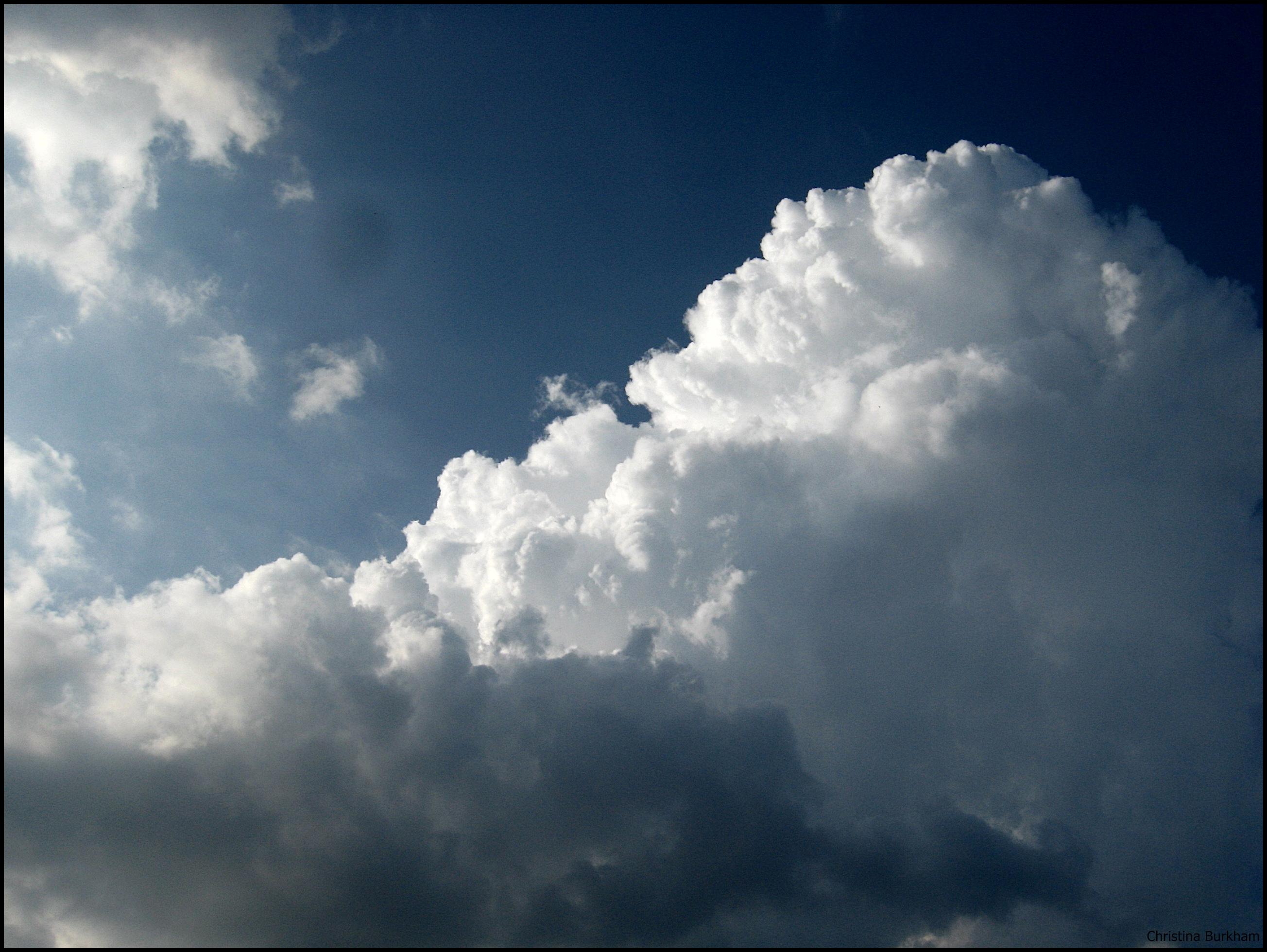 Cloud Stock 3 by LovelyBStock
