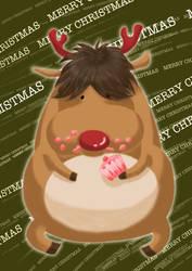Merry Christmas by AbbyGoo