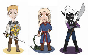 Adventuring Party! [Commission]