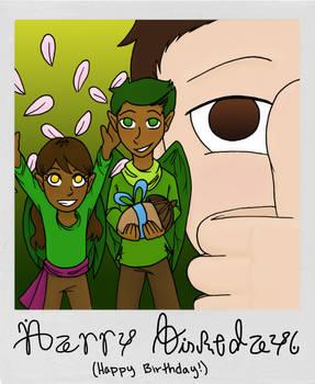Birthday Card! (Bowman)