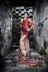 Annisa on Kebaya by affotography